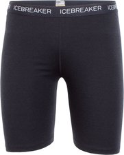 Icebreaker Zone Shorts Women black / mineral