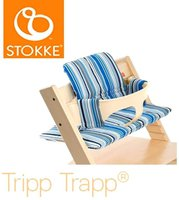 Stokke Tripp Trapp Sitzkissen Ocean stripe - gestreift