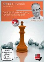 Fritz Trainer: Die Aljechin-Verteidigung für den Turnierspieler (PC)