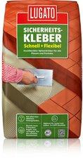 Lugato Sicherheitskleber schnell + flexibel 5 kg
