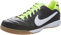 Nike Tiempo Mystic IV IC black/white/electric green