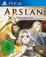 Arslan: The Warriors of Legend (PS4)