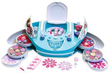 Smoby Frozen Musik Makeup-Center