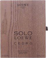 Loewe Solo Loewe Cedro Eau de Toilette (100 ml)