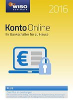 Buhl Data WISO Konto Online Plus 2016