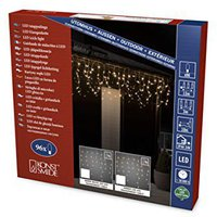 Konstsmide LED Eisregen Lichtervorhang (2741-103)