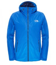 The North Face Herren FuseForm Dot Matrix Insulated Jacke Monster Blue Tri Matrix