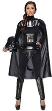 Rubies Darth Vader Female Adult S (3887594)