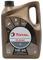 TOTAL Automotive Classic 5W-40 (5 l)