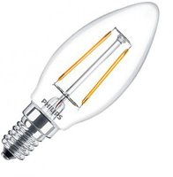 Philips LED Filament 25W E14 WW ST35 CL ND