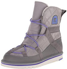 Sorel Newbie Shortie Youth (NY1874) light grey