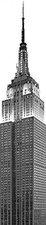 Komar Wandbild Empire State Building (V1-775)