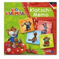 Noris Klatsch-Memo Leo Lausemaus