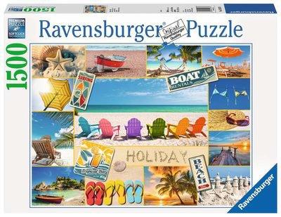 Ravensburger Happy Holiday