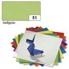 Folia Transparentpapier 35 x 50 cm hellgrün