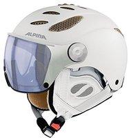 Alpina Eyewear Jump JV Varioflex white-prosecco matt