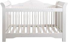 Steens Furniture Ltd Babybett Lotta 607 white wash