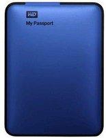 Western Digital My Passport USB 3.0 1TB blau