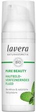 Lavera Hautbildverfeinerndes Fluid Bio-Minze (50 ml)