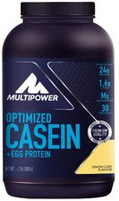 Multipower Optimized Casein + Egg Protein (900g)
