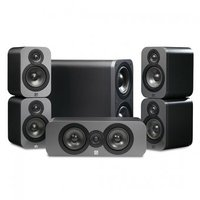 Q Acoustics 3000 5.1 Cinema Pack graphit