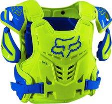 Foxracing Raptor Vest blau/gelb