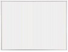 WSM Präsentationswand ECO Acryl (180x120cm)