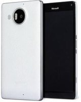 Mozo Lumia 950 XL BackCover weiß