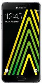 Samsung Galaxy A5 (2016) schwarz ohne Vertrag