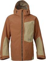 Burton AK 2L Boom Snowboard Jacket Adobe / Putty