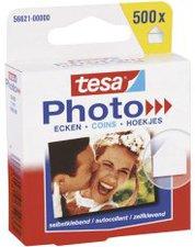Tesa Fotoecken (56621) 500 Stück