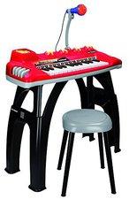 Reig Keyboard mit Hocker und Mikrophon (2844)