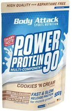 Body Attack Power Protein 90 500g Cookies N Cream