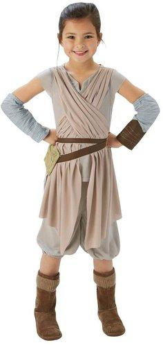 Rubies Star Wars Episode 7 Rey Kinderkostüm