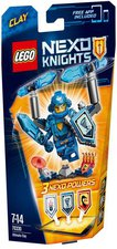 LEGO Nexo Knight - Ultimate Clay (70330)