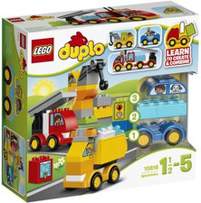 LEGO Duplo Meine ersten Fahrzeuge (10816)