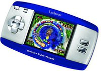 Lexibook Compact Cyber Arcade blau