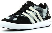Adidas Boat CC Lace Kids core black/chalk white/vista grey