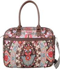 Oilily Travel Paisley Office Bag (OTR4511)