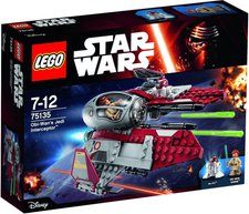 LEGO Star Wars Obi-Wans Jedi Interceptor (75135)