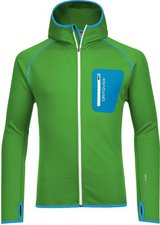 Ortovox Merino Fleece Hoody M absolute green