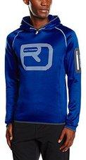 Ortovox Merino Fleece Logo Hoody M Strong Blue