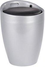 Wenko Hocker Candy Silver (21772100)