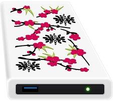 DIGITTRADE HipDisk LS104 Sakura 2TB