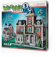 Wrebbit 3D Haus Lady Victoria (465 Teile)