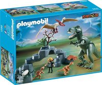 Playmobil Dinos Club Set (5621)