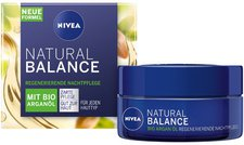NIVEA Natural Balance Regenerierende Nachtpflege (50ml)