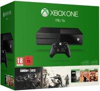 Microsoft Xbox One 1TB + Tom Clancy's Rainbow Six: Siege + Vegas + Vegas 2