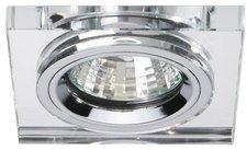 Brumberg NV-Einbaudownlight GX5,3/50W chrom/Glas (0283.00)
