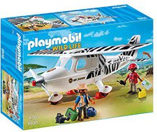 Playmobil Wild Life Safari-Flugzeug (6938)
